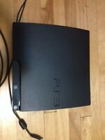 PS3 in good condition