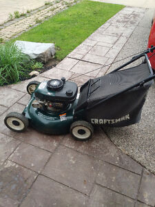 Craftsman 6 HP Limited Edition Lawnmower