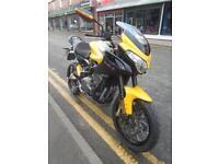 Benelli Tre K 1130 Amazonas 594 miles