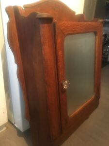 Antique Phone Cabinet for Sale
