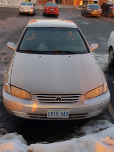 1999 Toyota camry with strong engine engine and transmission