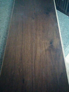 "5""w Walnut Engineered Hardwood - Floating Application Kingston Kingston Area image 1"