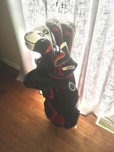 Wilson Golf Club Set with Cleaveland VP2 Putter -- only $245!!!