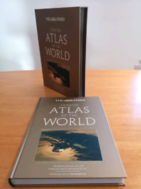 The Time's concise atlas of the world.