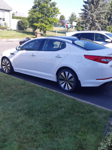 Kia Optima SX-Turbo 2013
