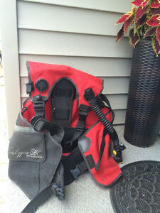 BCD Calypso U.S. Divers Size S or M