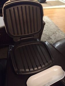 Small George Foreman grill Windsor Region Ontario image 2