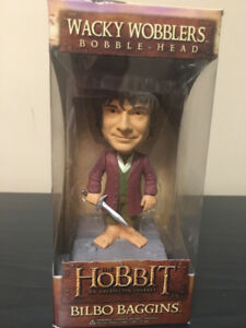 Hobbit Bilbo Bobble Head