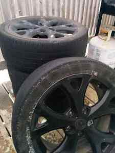 Aluminum wheels . email only scraps_t@hotmail.com
