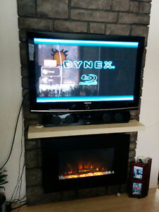 42 inch 1080i Samsung TV with remote