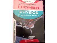 Higher Physics Progressive Problems
