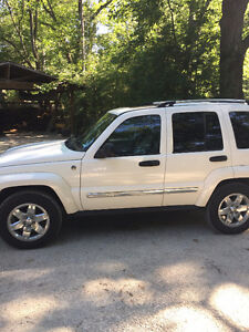 MINT 2007 JEEP LIBERTY LIMITED CERTIFIED!!!!! $7500