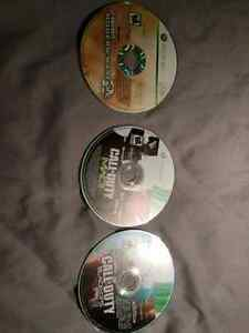 Call of Duty MW 2&3 + Black Ops