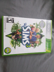 Sims 3 for Xbox 360