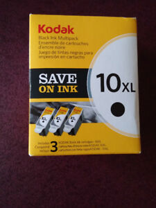 KODAK 10XL Black multipak