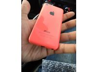 iPhone 5c pink Vodafone as new can deliver