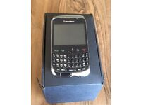 Blackberry curve 9300 fully boxed