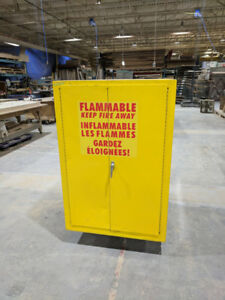 55 Gallon Drum Storage Flammable cabinet