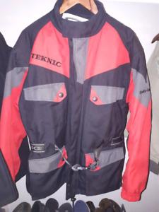 Men's Technic Motorcycle Jacket