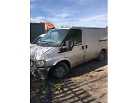 Spares repairs 05 transit front end un recorded