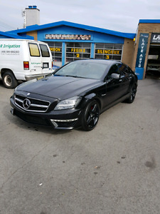 2014 MERCEDES BENZ CLS63 AMG-S 4MATIC EXTENDED WARRANTY