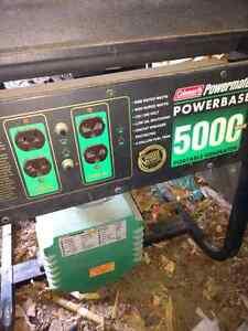 SOLD......5000 watt generator.
