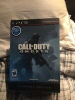 Call of Duty Ghost Hardened Edition Ps3