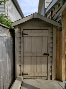 5x10 shed