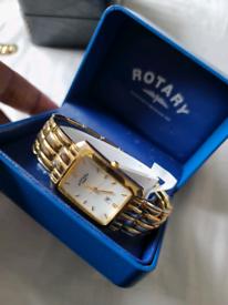 Rotary men's watch like new