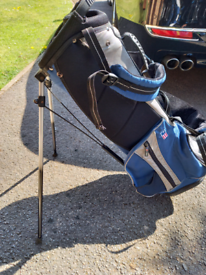 Junior golf stand bag £25