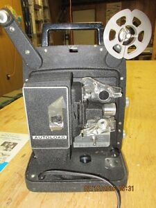 Vintage Bell and Howell model 256 8mm projector London Ontario image 2