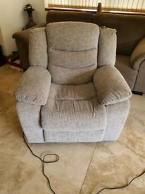 Electric sofa recliner