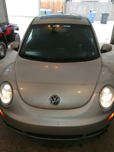 2008 VW Beetle LOW KMS