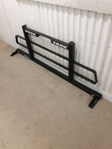 Pick up back rack