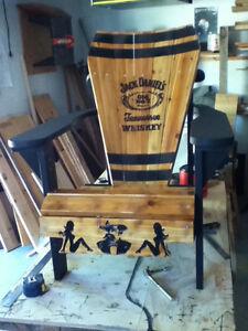 Custom Muskoka Chairs