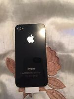 IPHONE 4s 16 gig , mint new condition not a scratch