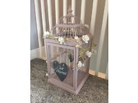 Gorgeous birdcage FOR HIRE - ONLY £20!!