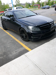 Mercedes Benz c350 coupe