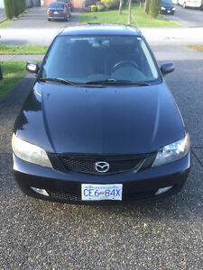 2002 Mazda Protege ES Sedan#ECONOMICAL AND RELIABLE#