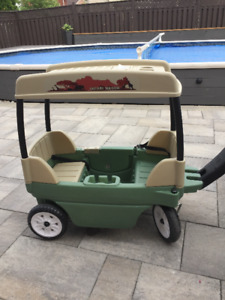 Safari Wagon - Little Tikes Stage 2