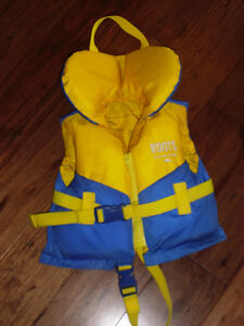 Roots life jacket