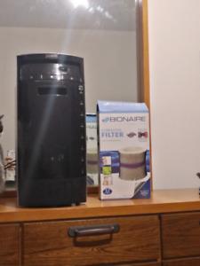Humidificateur Bionaire avec filtre pour 3 hiver