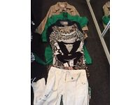 Clothes bundle size 12 and 14