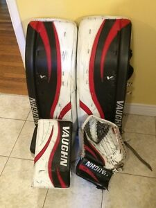 Vaughn Ventus Goalie Gear