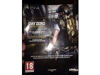 Call of duty Day Zero digital content code