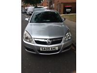 Vauxhall vectra uber ready quick sale