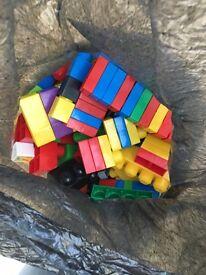 Bag of Mega blocks