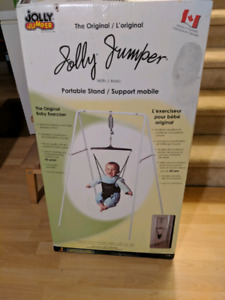 Jolley Jumper with Stand