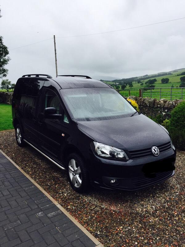 vw caddy 4motion in biggar south lanarkshire gumtree. Black Bedroom Furniture Sets. Home Design Ideas