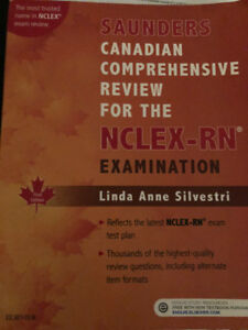 Saunders review of the NCLEX-RN